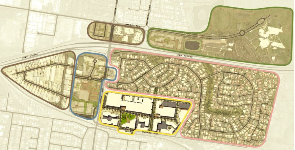 feature_Meadowbrook Health and Training Precinct Economic Development Strategy and Structure Plan