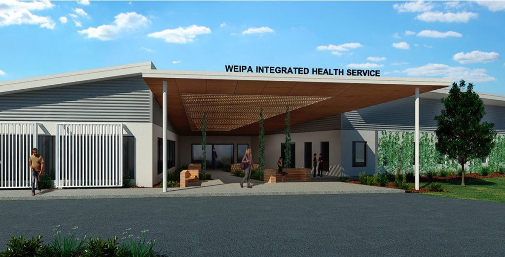 feature_Weipa Hospital Master Plan